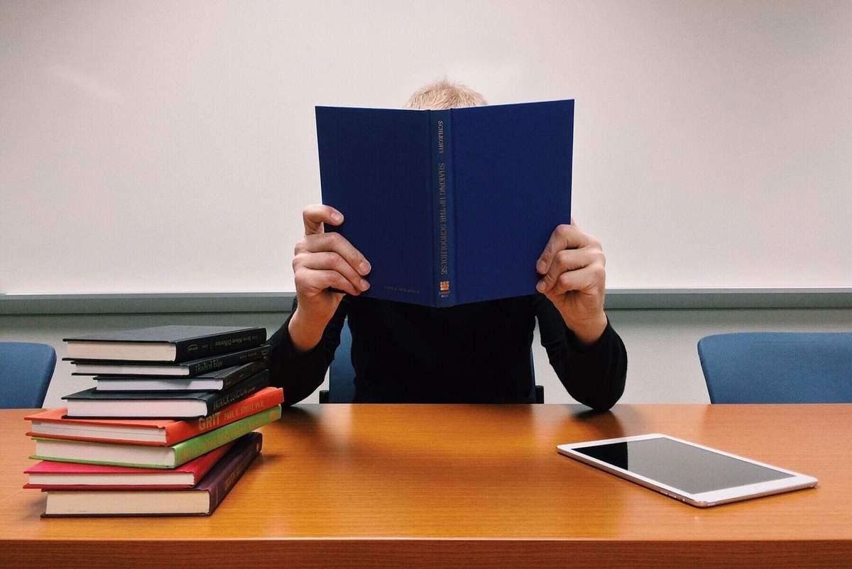 learn English books