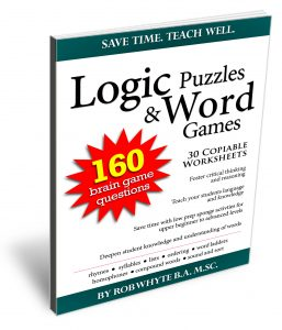 Teach English with ESL grammar and vocabulary games and puzzles
