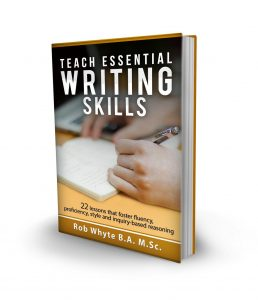 teach essential writing skills