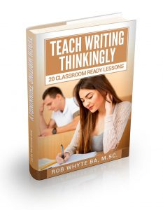 ESL writing lessons