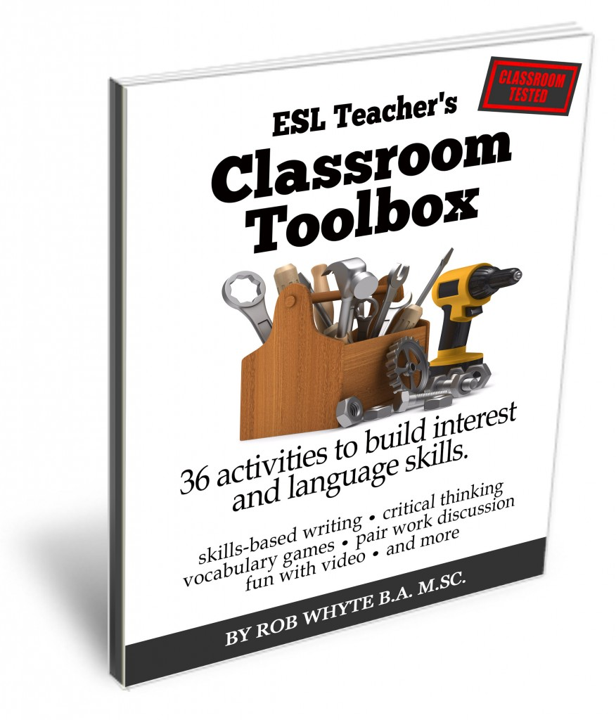 Teach English with multi-skill activities that help ESL students learn English.
