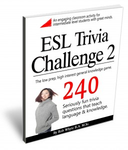teach English with ESL trivia volume 2